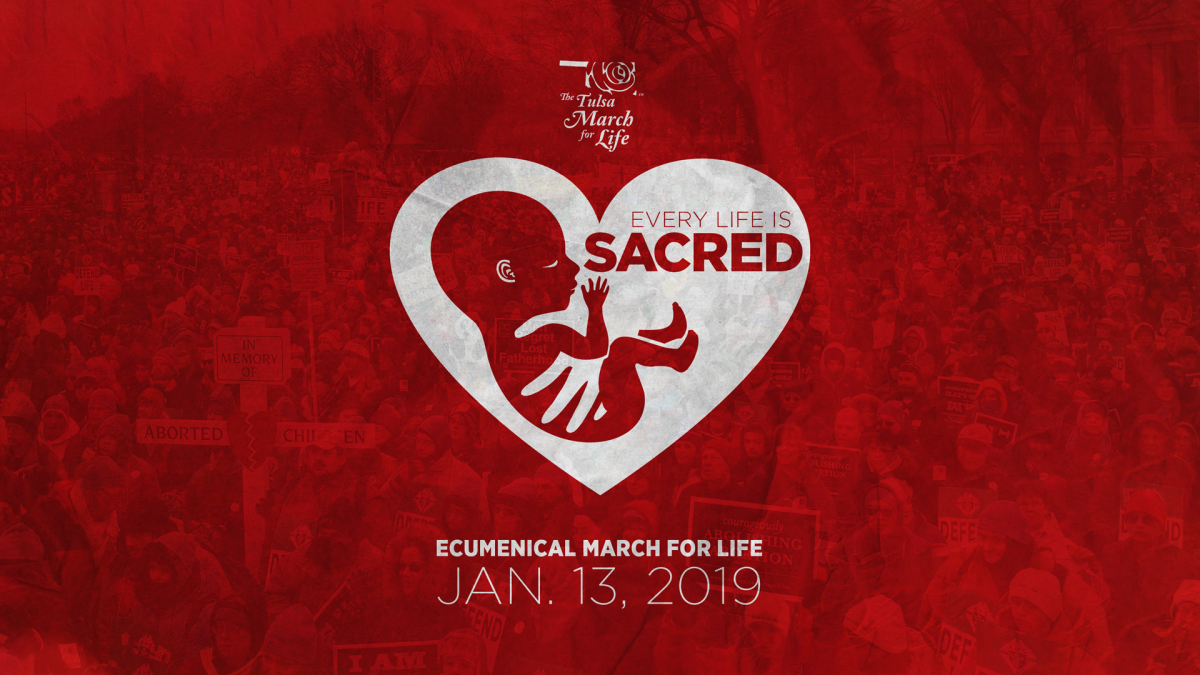 The Tulsa March for Life