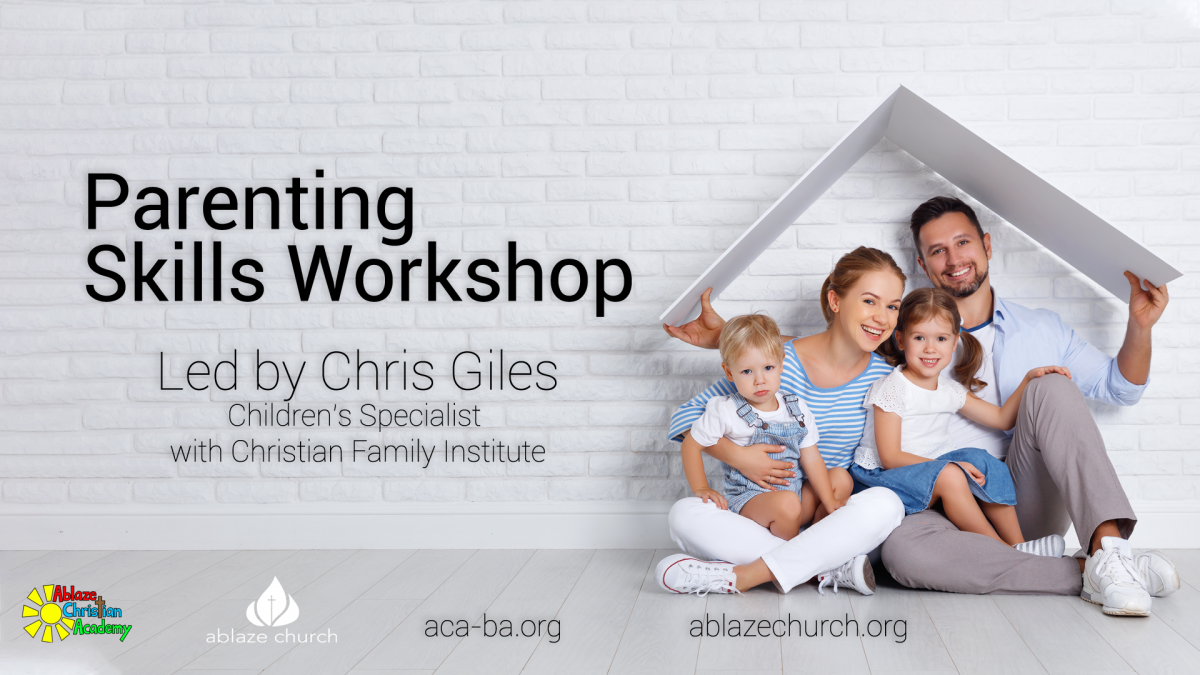 Parenting Skills Workshop