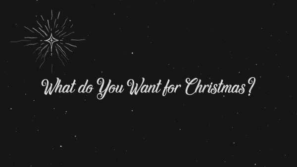 What do You Want for Christmas? Image