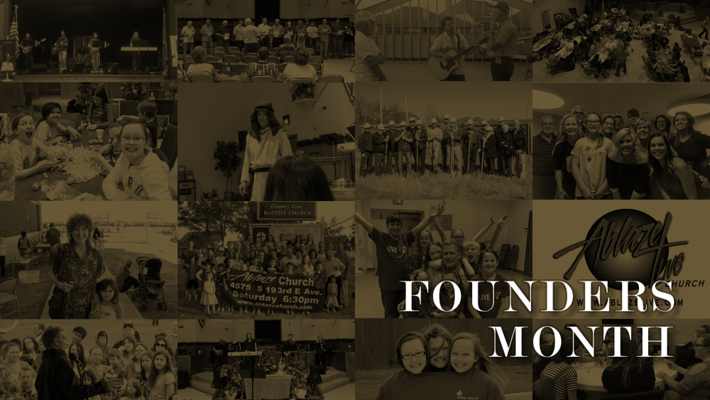 Founders Month