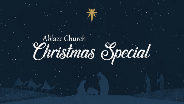 Ablaze Church Christmas Special Image