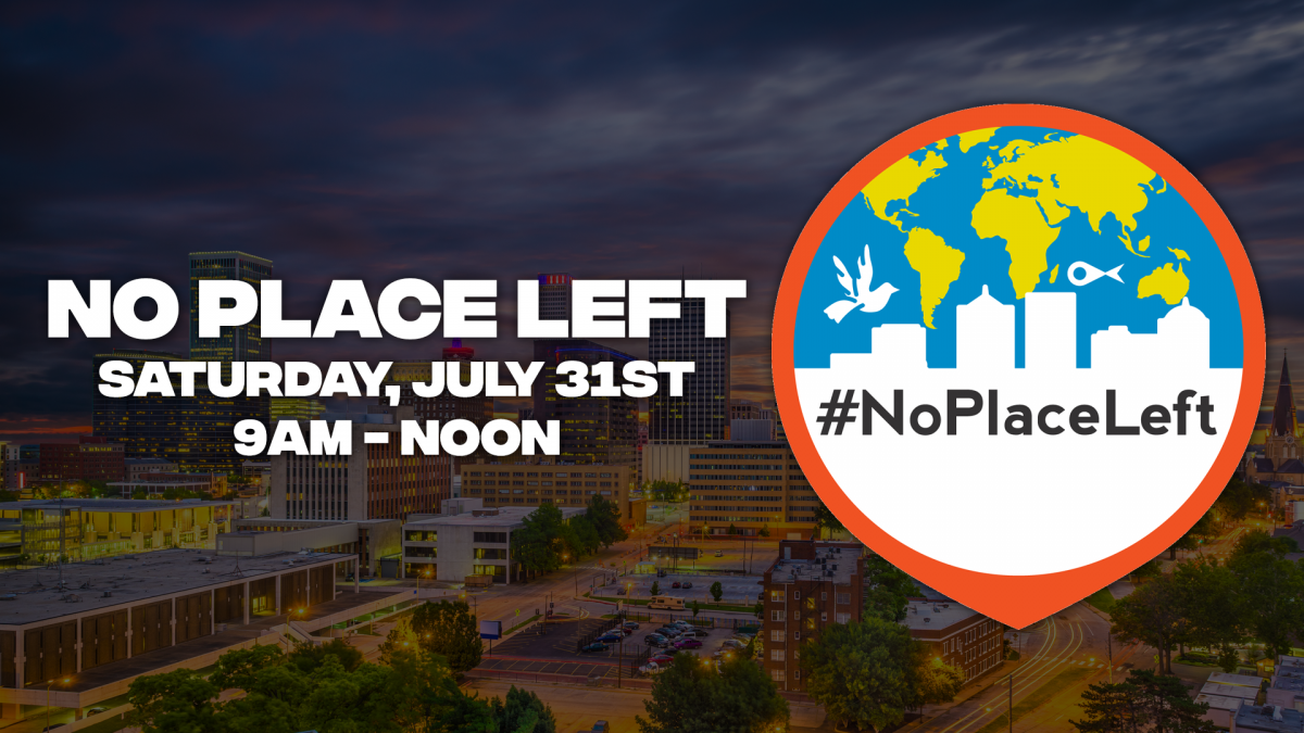 No Place Left Conference
